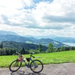 All those cycle classes are paying off!! instatravel mountainbiking austriahellip
