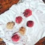 Love making energy balls to have as a snack throughouthellip
