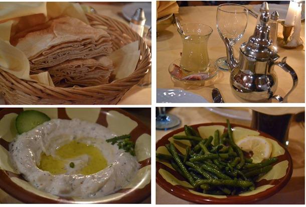 Lebanese Dinner 1