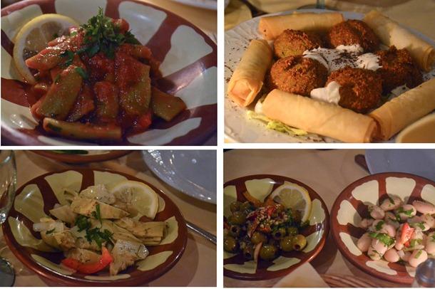 Lebanese Dinner 2