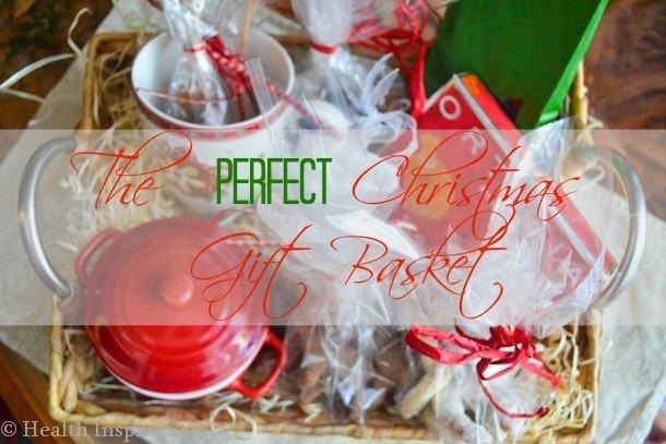 The Perfect Christmas Gift Basket