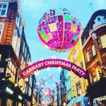 Carnaby street is Christmas light goals! london carnabystreet goals