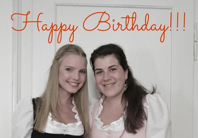Birthday Nina