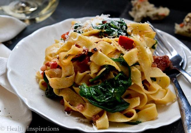 Fettucine from Healthinspirations.net-0473