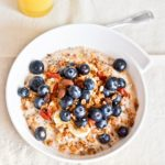 Autumn  porridge weather healthinspirations instafood foodstagram breakfast