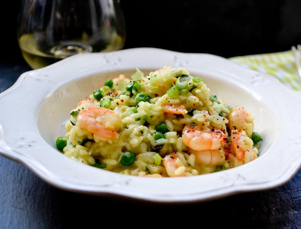 Shrimp Risotto – Health Inspirations