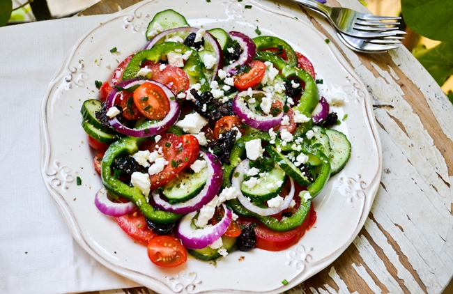 Greek Salad healthinspirations.net-4