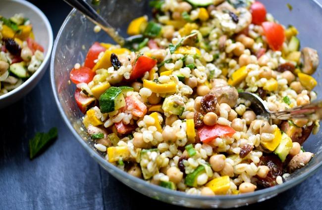 Vegetable Zatar Salad healthinspirations.net-3