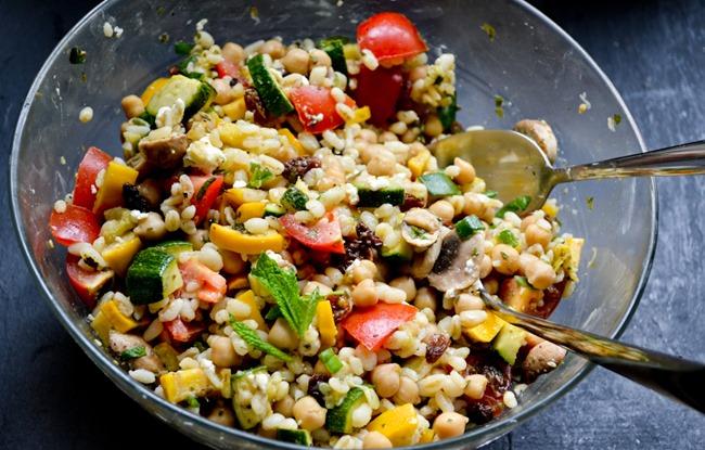Vegetable Zatar Salad healthinspirations.net-4