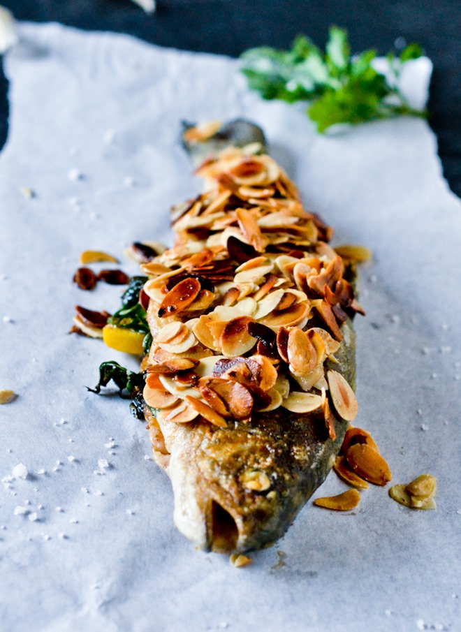 Almond Crusted Fish7