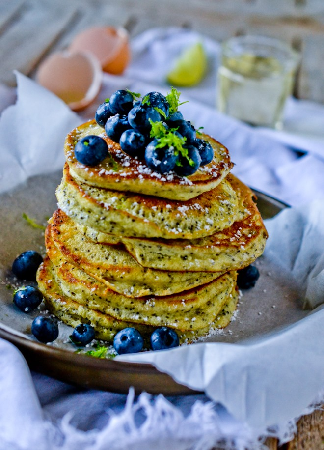 Lime Poppy Seed Pancakes4