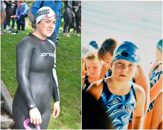 Triathlon Collage 1