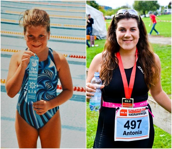 Triathlon Collage 2