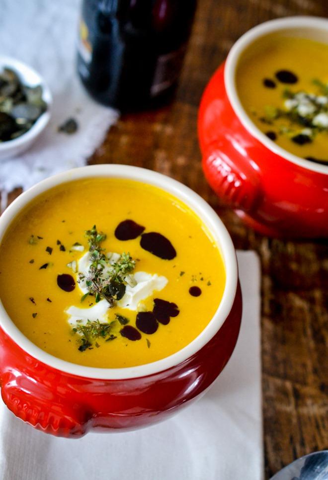 Pumpkin Soup7
