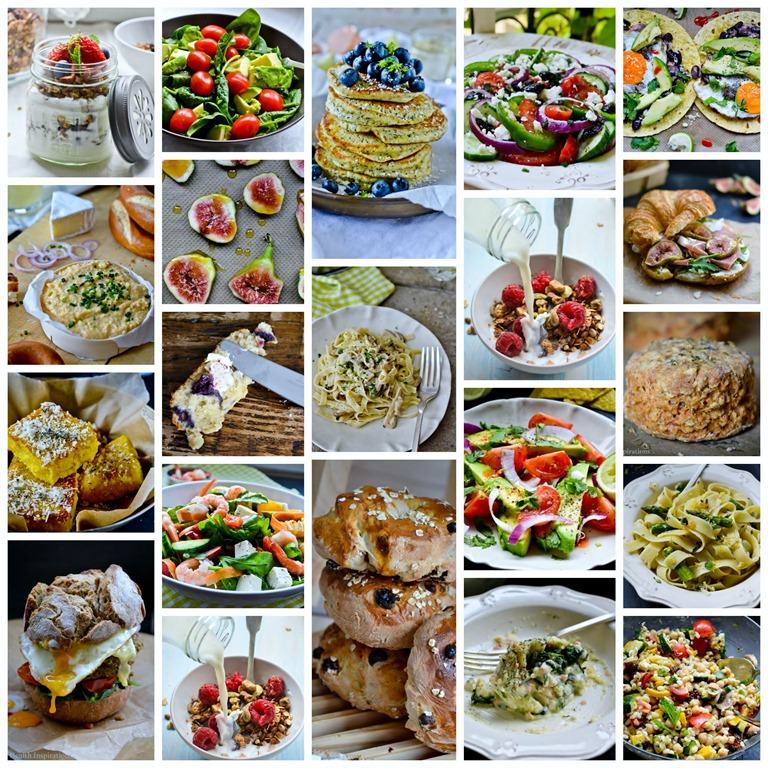Recipes health inspirations food collage 2 forumfinder Choice Image