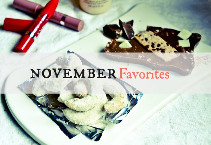 November Favorites {healthinspirations.net}