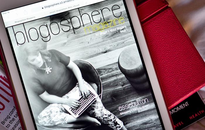 Blogosphere Magazine {healthinspirations.net}