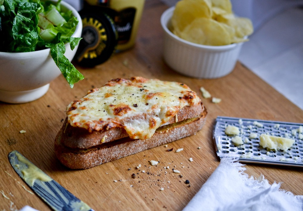 toaster a croque monsieur