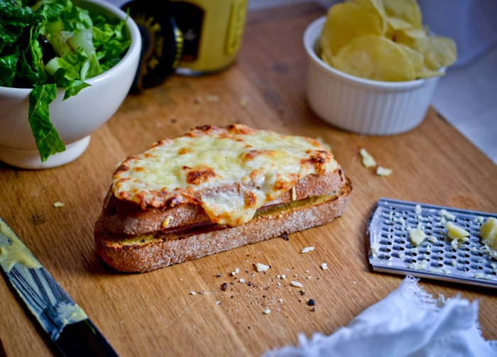 Croque Monsieur {healthinspirations.net}