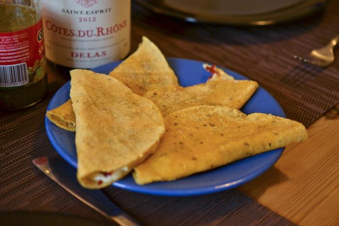 Quesadillas con Quacamole   Health Inspirations