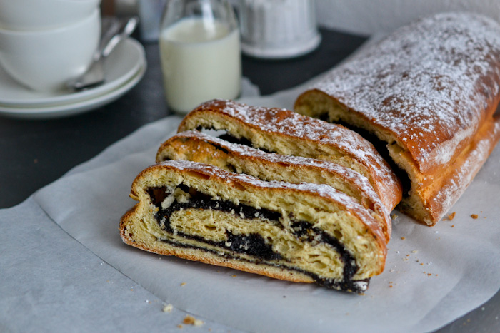 Poppy Seed Strudel | Health Inspirations