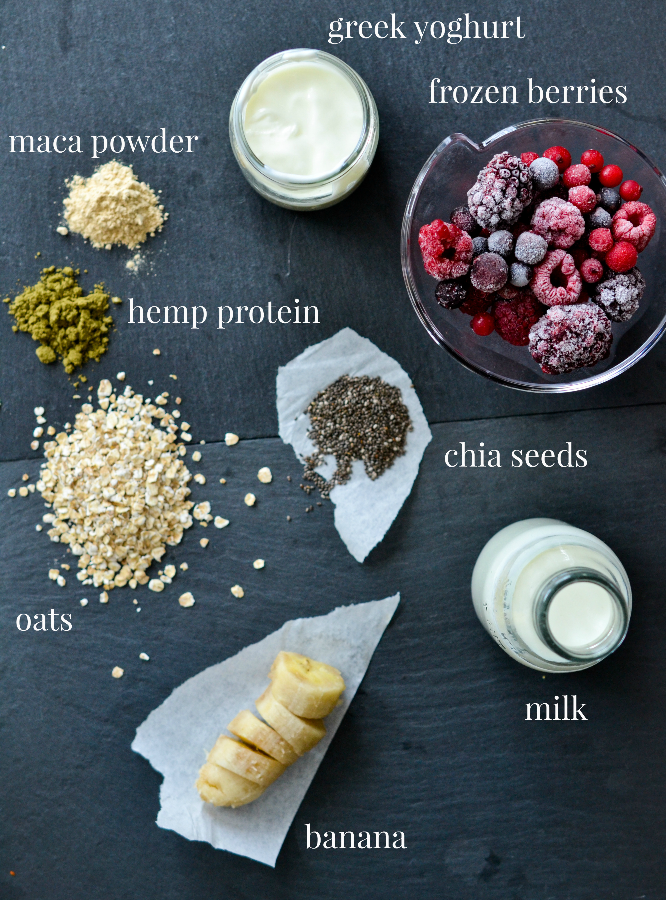 Breakfast Blend Ingredients | Health Inspirations