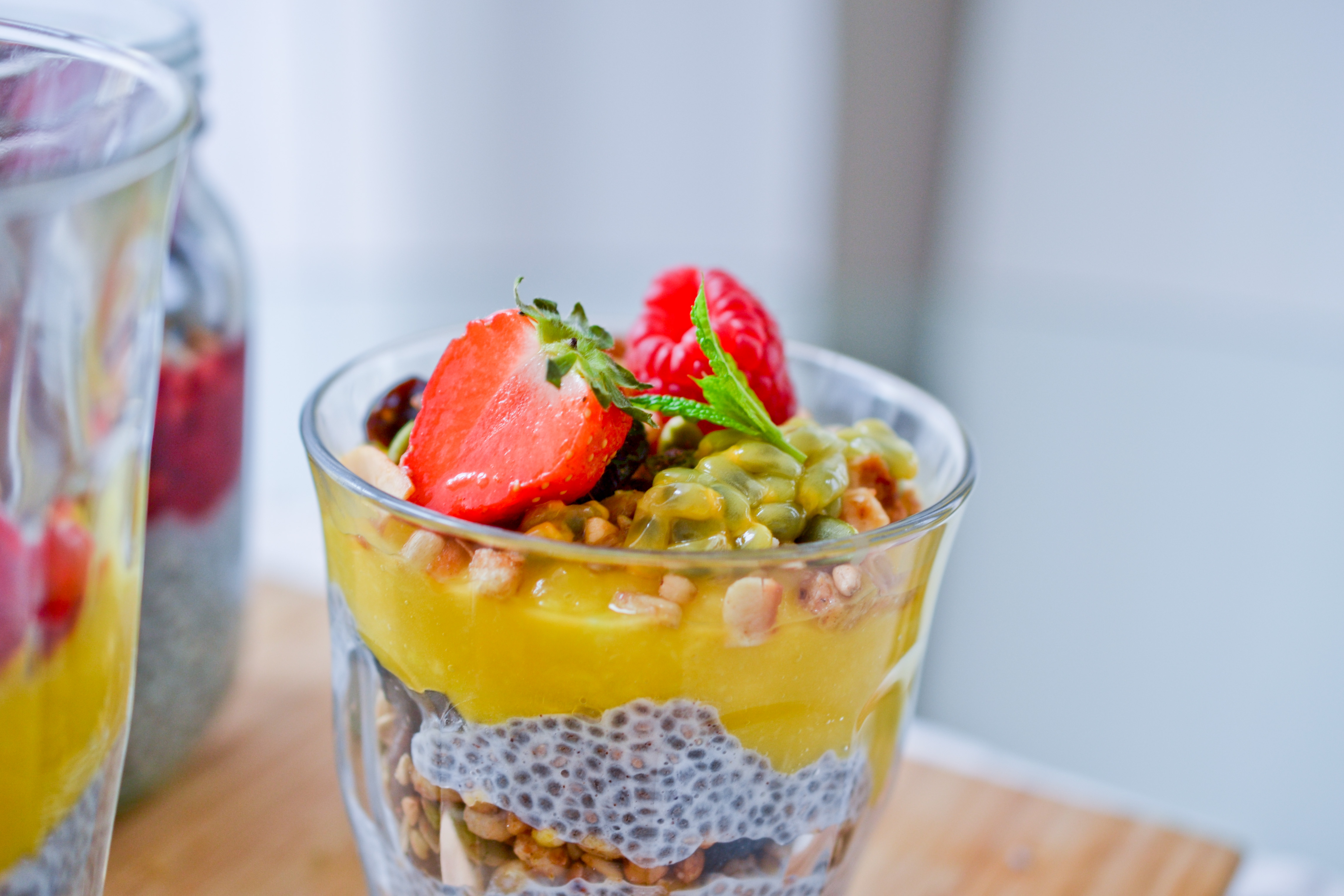 Chia Pudding Parfaits | Health Inspirations