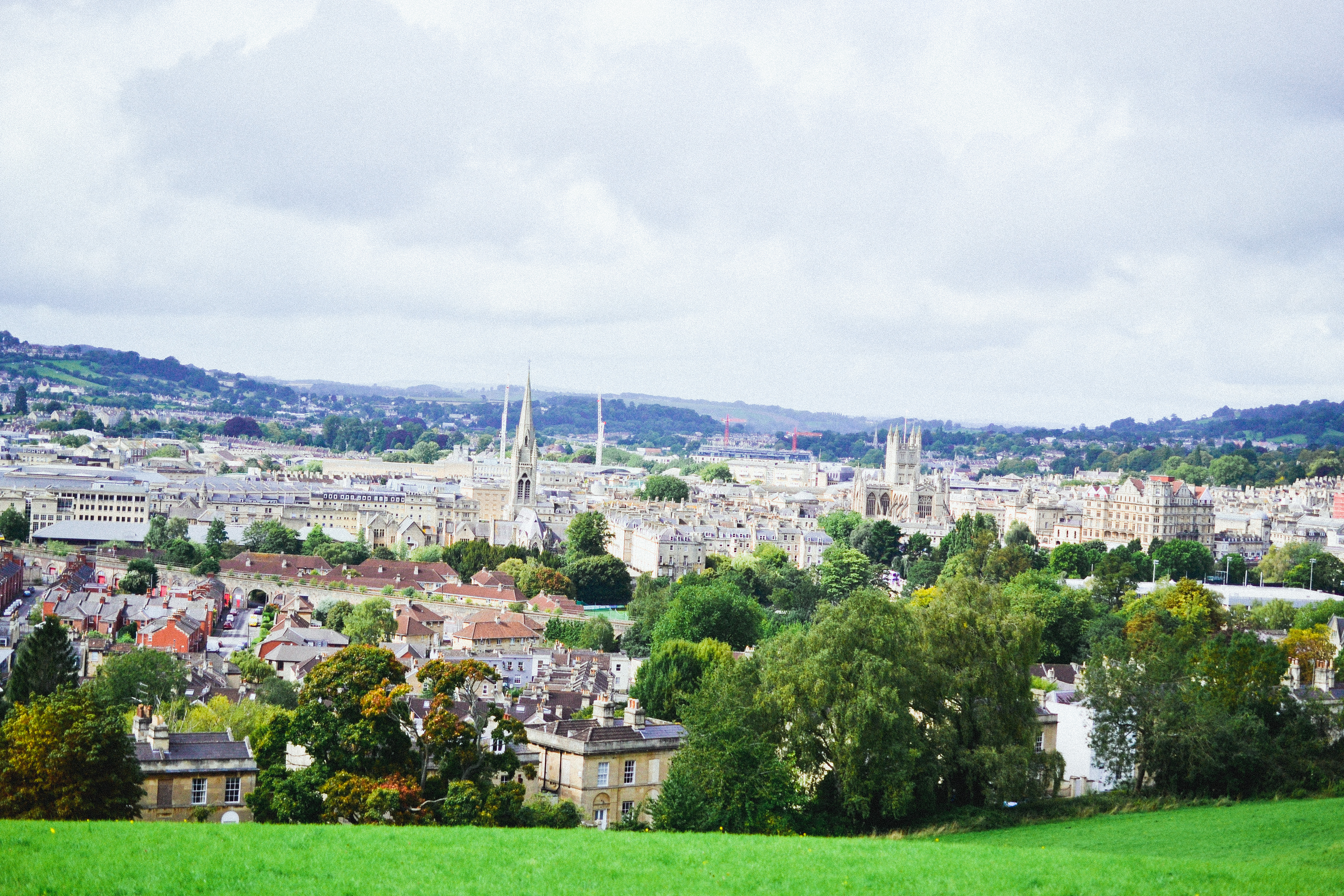 Bath Skyline Walk | Health Inspirations
