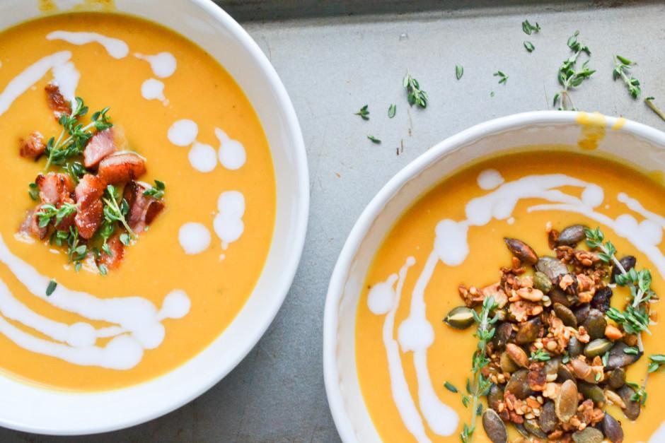 Butternutsquash Soup   Health Inspirations