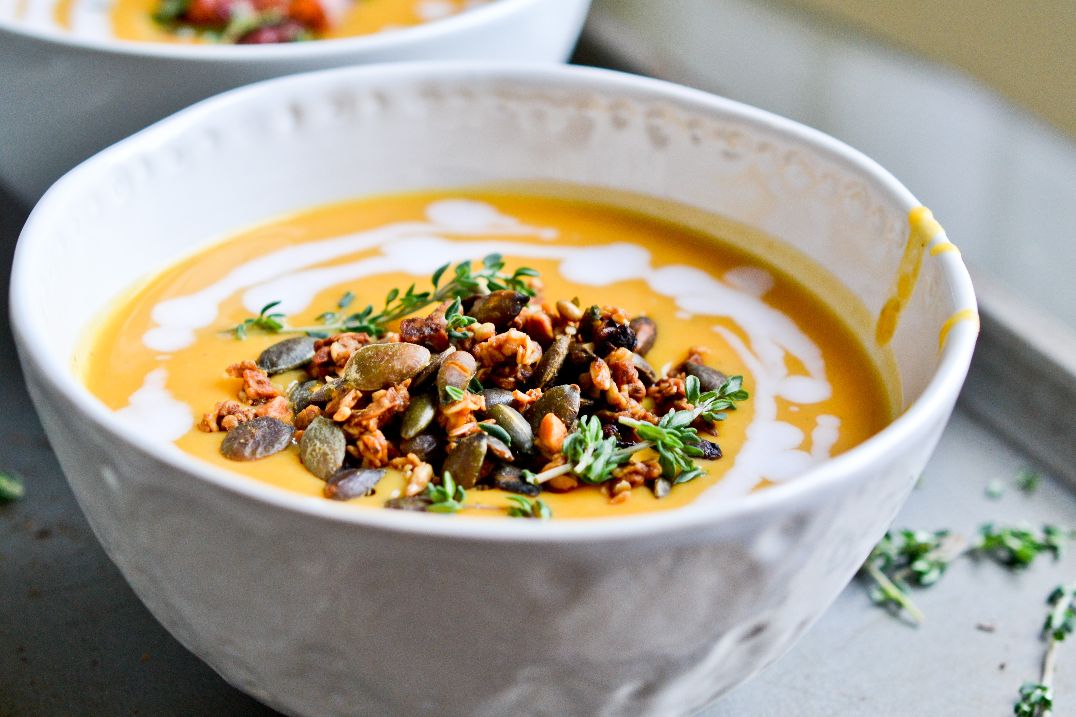Butternutsquash Soup | Health Inspirations