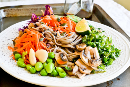 Soba Noodle Salad | Health Inspirations