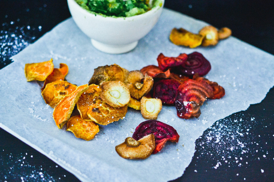 Root vegetable chips | Health Inspirations