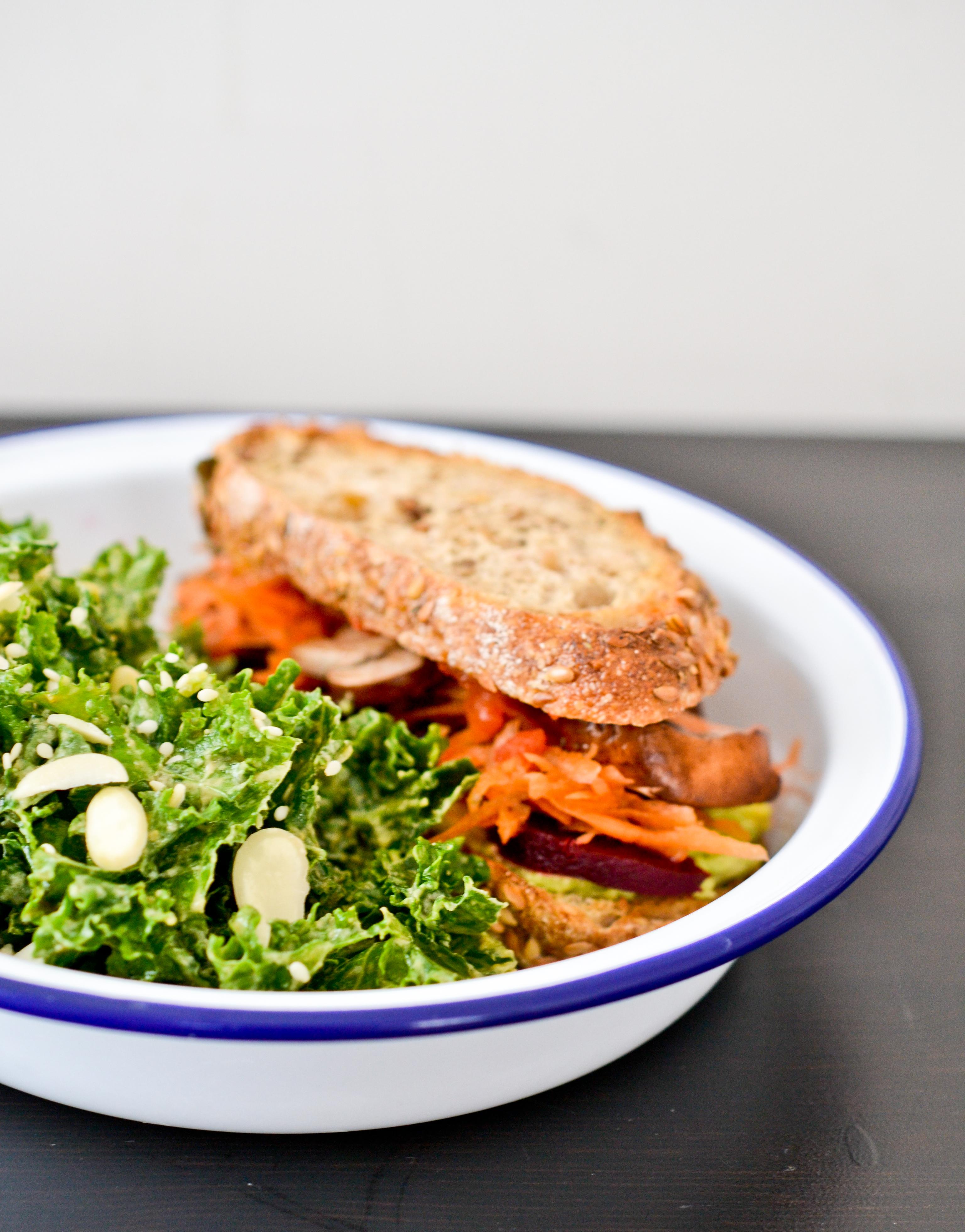 The best veggie sandwich – Health Inspirations