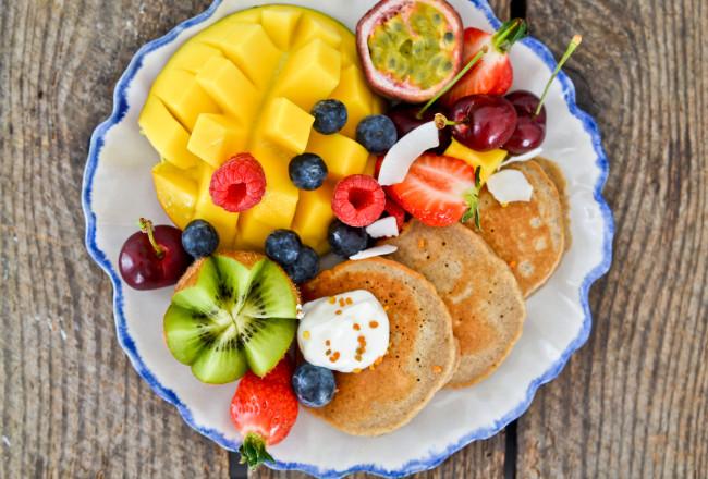 Teff flour pancakes | Health Inspirations