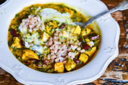 Coconut Curry | Health Inspirations