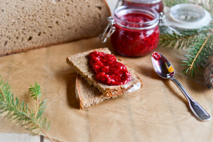 Raspberry Chia Jam | Health Inspirations