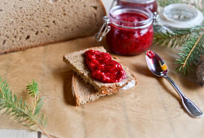Raspberry Chia Jam   Health Inspirations