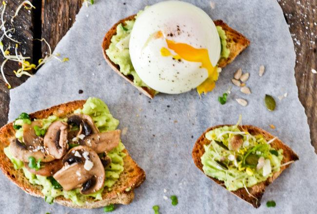 Avocado on Toast   Health Inspirations